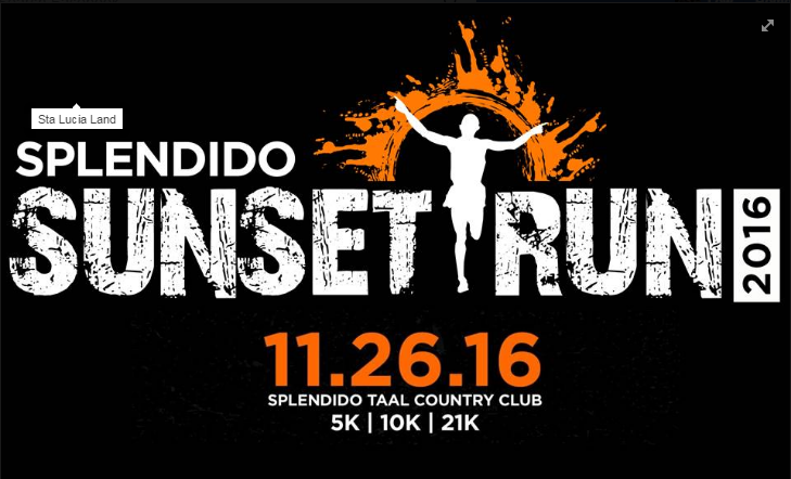 Splendido Sunset Run 2016