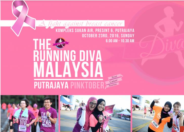 The Running Diva Malaysia – Pinktober Edition 2016