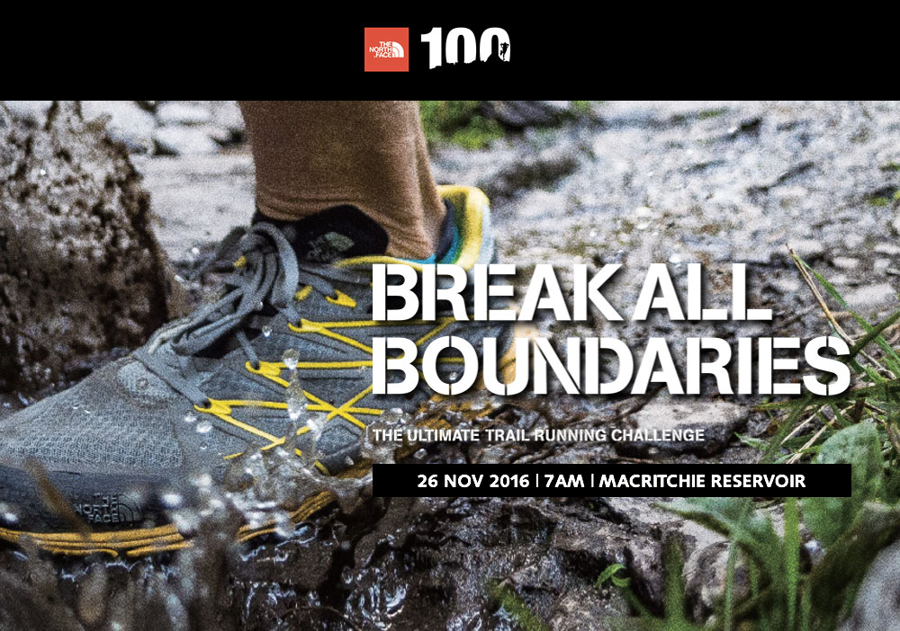 The North Face 100 Singapore 2016