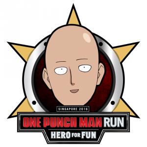 One Punch Man Run Singapore 2016