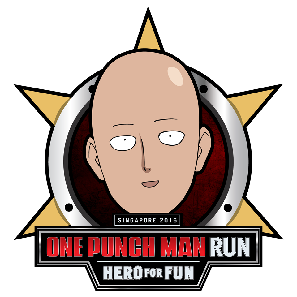 One Punch Man Run Singapore 2016