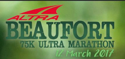 The Beaufort 75k Ultra Marathon 2017