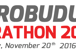 Bank Jateng Borobudur International Marathon 2016