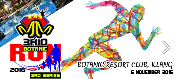 MM Trio Botanic Run 2016 – 3rd Series