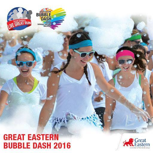 Great Eastern Bubble Dash – Penang 2016