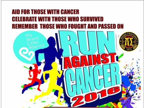 Run Against Cancer 2016