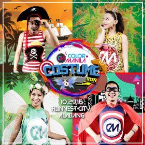 Color Manila Costume Run 2016