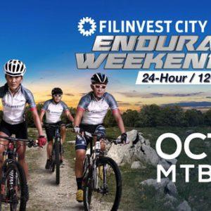 Filinvest City Endurance Weekend 2016