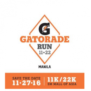 Gatorade Run 2016