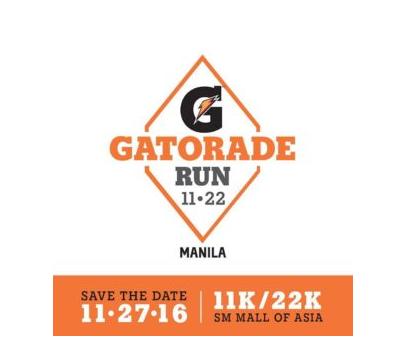 Gatorade Run 2016