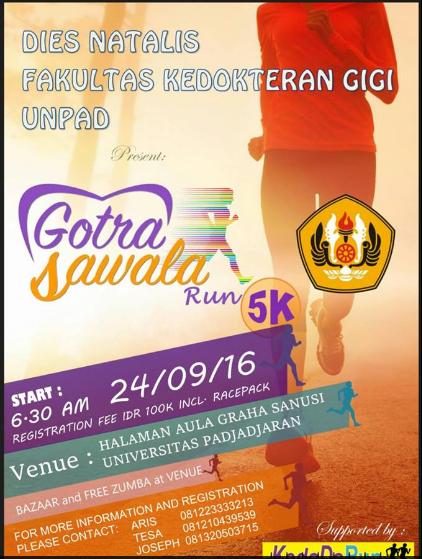 Gotra Sawala Run 2016