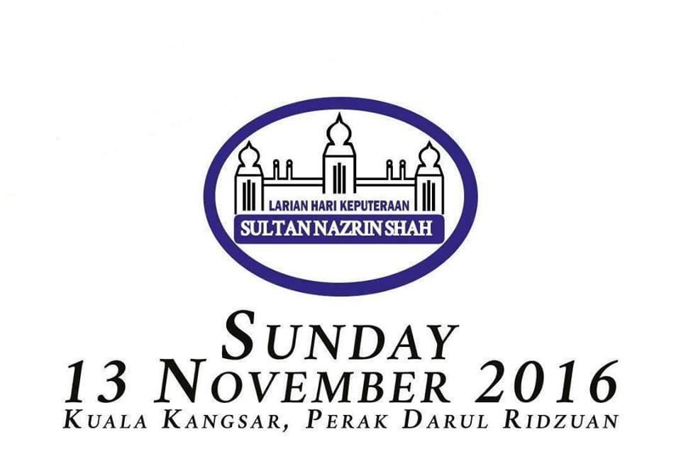 Larian Hari Keputeraan Sultan Nazrin Shah 2016