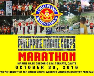 Philippine Marine Corps Marathon 2016