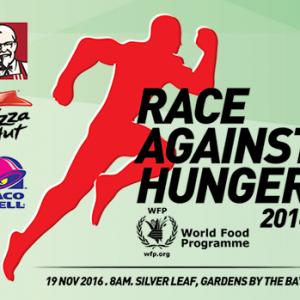 Race Against Hunger 2016