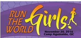 Run the World Girls 2016