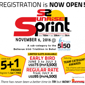 Sunrise Sprint 2016