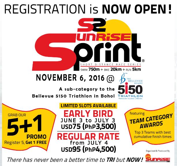 Sunrise Sprint 2016