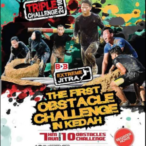 The First Obstacle Challenge In Kedah 2016