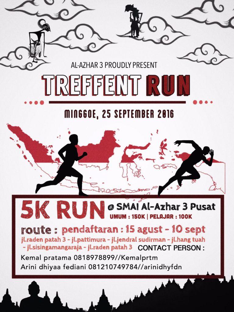 Treffent Run 2016