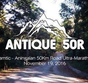 1st Antique 50R Ultramarathon