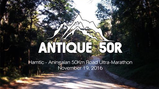 1st Antique 50R Ultramarathon