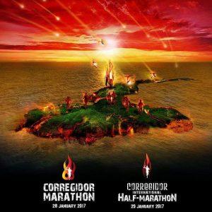 Corregidor International Half Marathon 2017