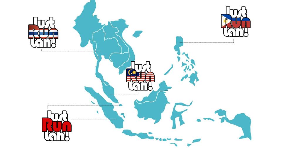 JustRunLah! Asia Running Network