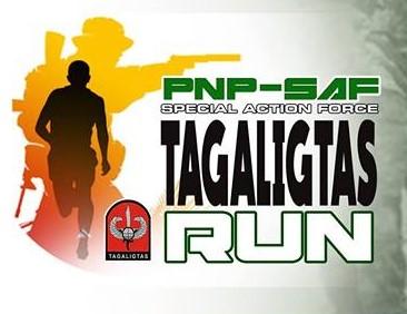 PNP-SAF Tagaligtas Run 2016