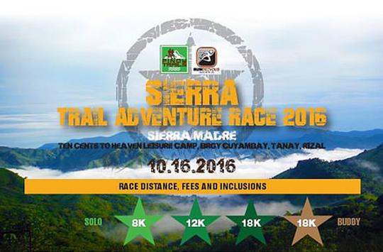Sierra Trail Adventure Race 2016
