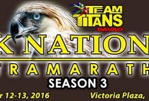 TTD 70 National Ultra Marathon 2016
