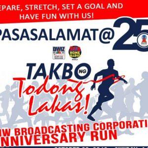 Takbo ng Todong Lakas 2016