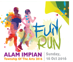 Fun Run – Alam Impian Township Of The Arts 2016