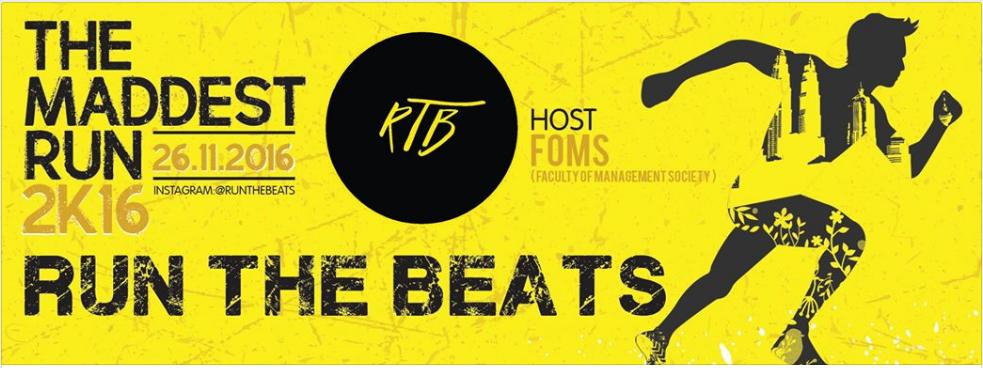 Run The Beats 2016