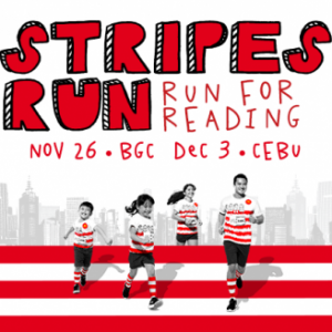 McDonald's Stripes Run 2016 (in BGC)