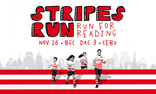 McDonald's Stripes Run 2016 (in Cebu)