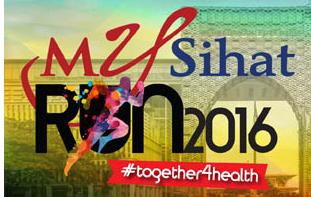 MySihat Run 2016