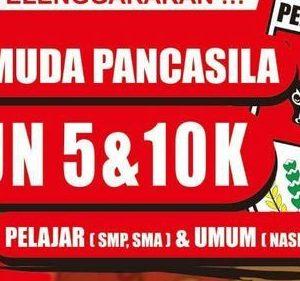 Pemuda Pancasila 5K & 10K