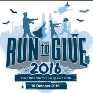 Run To Give 2016