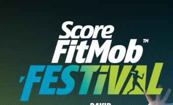 Score Fitmob Festival 2016
