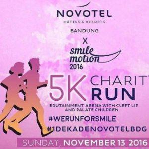 Smile Motion Charity Run 2016