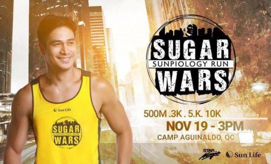 """Sunpiology Run """"Sugar War"""" 2016"""