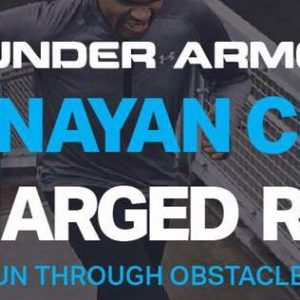 Under Armour Senayan City Charged Run 2016