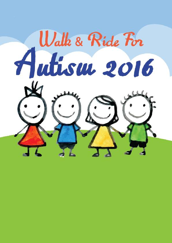 Walk & Ride For Autism 2016