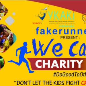 We Care Charity Run 2016