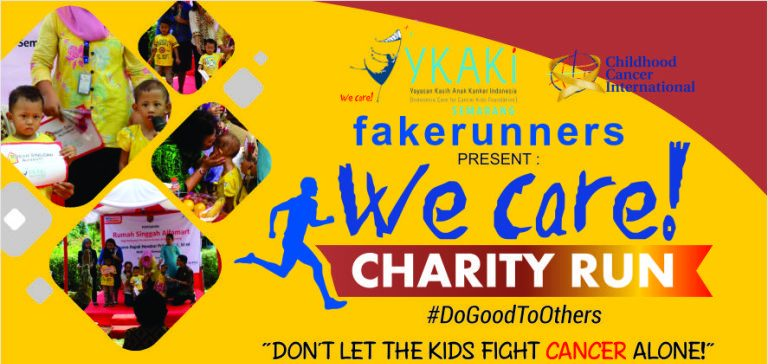 We Care Charity Run 2016