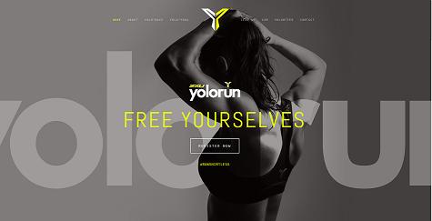 yolo-run-website