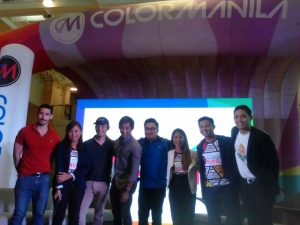 The 2017 Color Manila Run season was recently unveiled at Kerry Sports in Shangri-La The Fort.