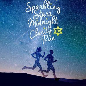 Sparkling Starz Midnight Charity Run Kluang 2017