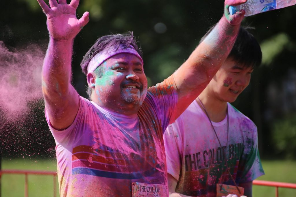 Color Run Seoul 2019