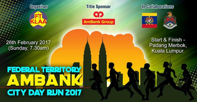 AMBANK City Day Run 2017